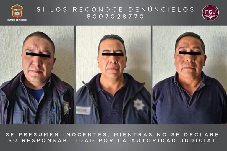 DETENIDOS CUSTODIOS