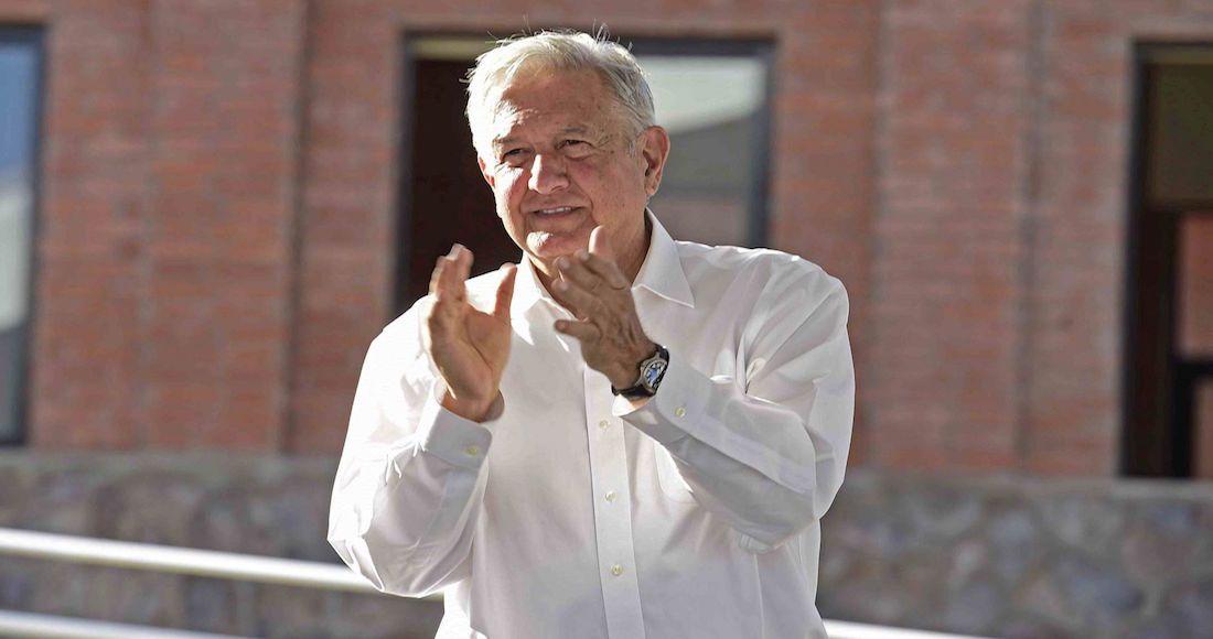 """Andrés Manuel López Obrador, presidente de los Estados Unidos Mexicanos, encabezó la inauguración de la Universidad para el Bienestar """"Benito Juárez García"""" sede Pinos"""