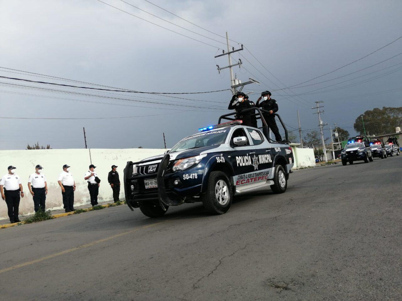 ECATEPEC detenidos